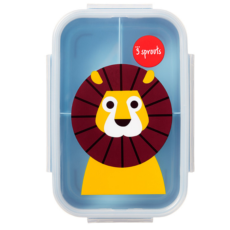 Picture of 3Sprouts® Bento Box Lion