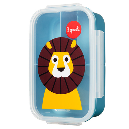 3Sprouts® Bento Box Lion