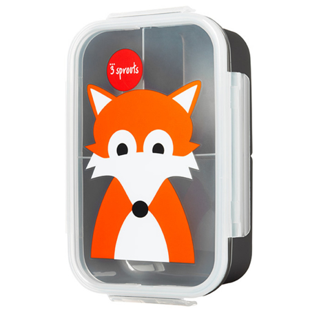 3Sprouts® Bento Box Fox