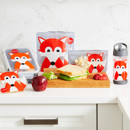 Picture of 3Sprouts® Bento Box Fox