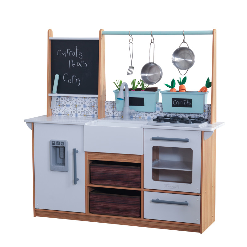 Picture of KidKratft® Farmhouse Play Kitchen with EZ Kraft Assembly™