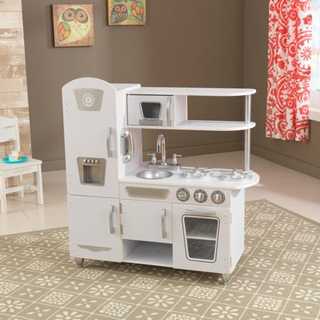 Picture of KidKratft® Vintage Play Kitchen - White