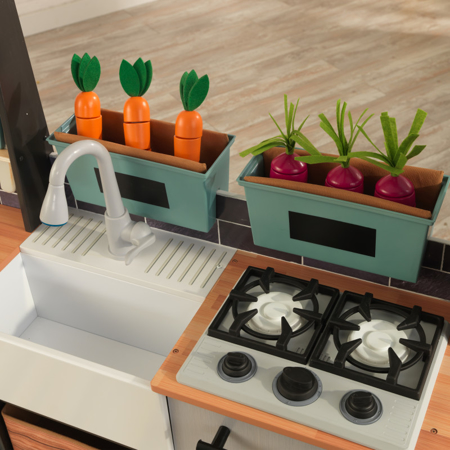 Picture of KidKratft® Farm to Table Play Kitchen with EZ Kraft Assembly™