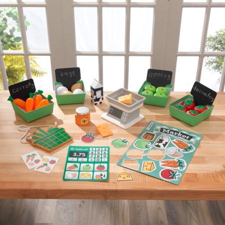 KidKratft® Farmer's Market Play Pack