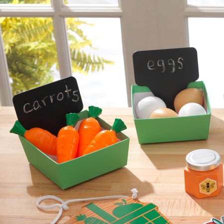 Picture of KidKratft® Farmer's Market Play Pack