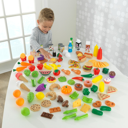 Picture of KidKratft® Deluxe Tasty Treats Pretend Play Food