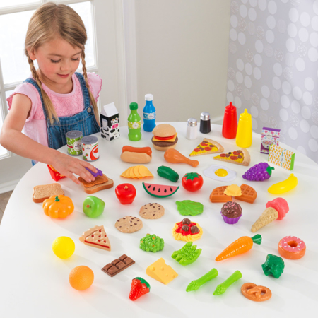 Picture of KidKratft® 65-pc. Play Food Set