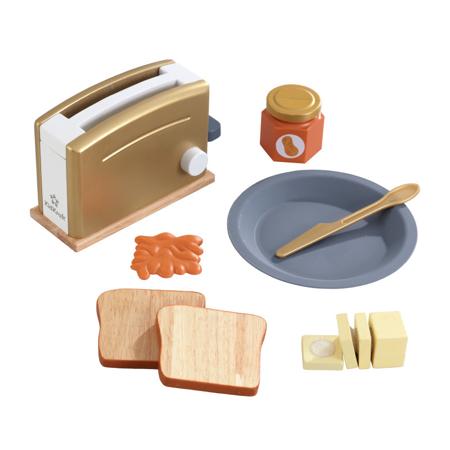 Picture of KidKratft® Modern Metallics™ Toaster Set