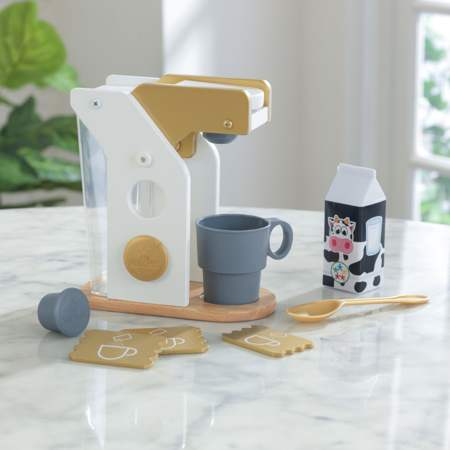 KidKratft® Modern Metallics™ Coffee Set