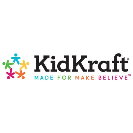 Picture of KidKratft® Sort It & Store it Bin Unit - Gray & Natural