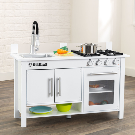 KidKratft® Little Cook's Work Station Kitchen