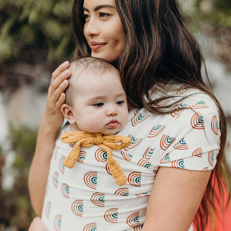 Picture of Boba® Boba Wrap Carrier Rainbow