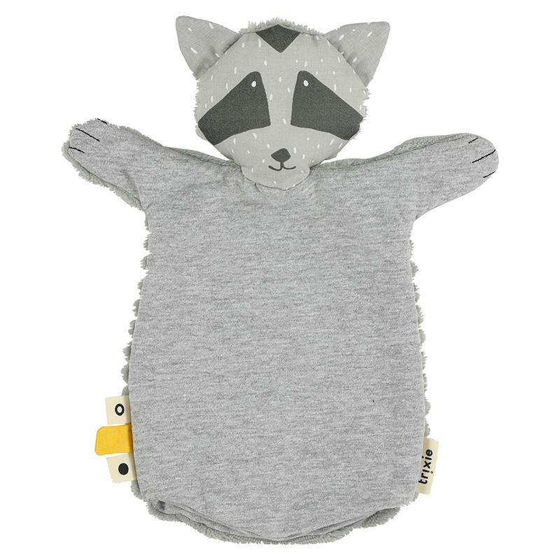 Picture of Trixie Baby® Handpuppet Mr. Raccoon