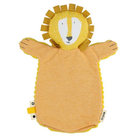 Picture of Trixie Baby® Handpuppet Mr. Lion