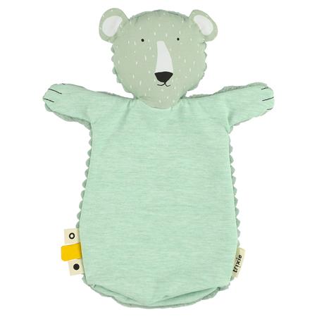 Picture of Trixie Baby® Handpuppet Mr. Polar Bear