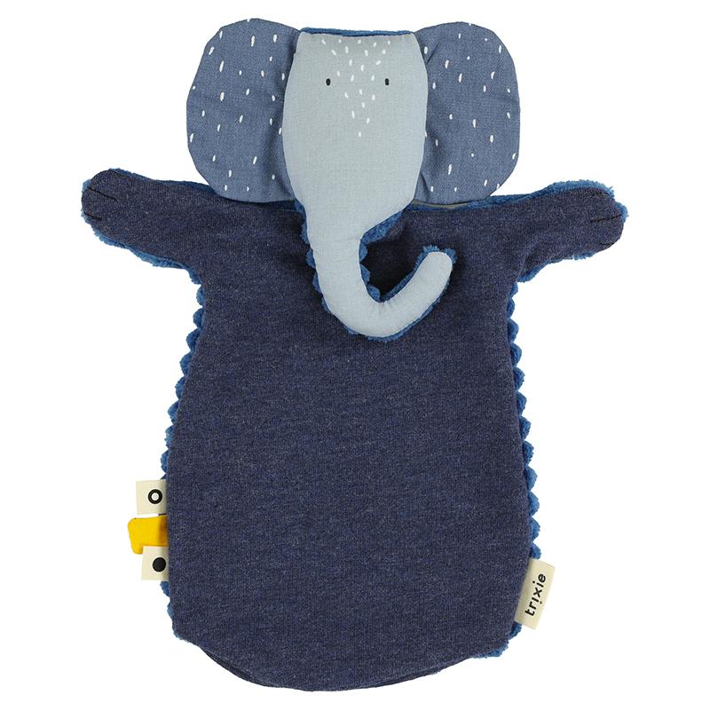 Picture of Trixie Baby® Handpuppet Mrs. Elephant