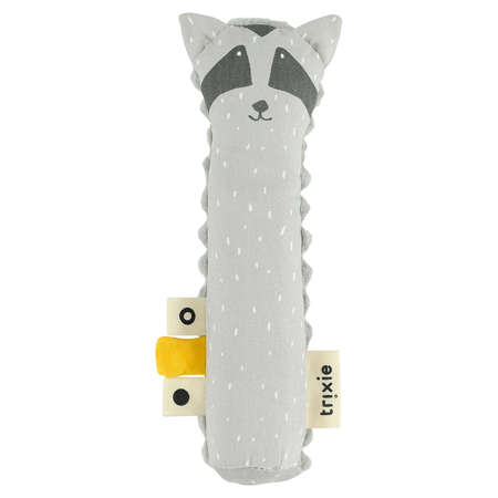 Picture of Trixie Baby® Squeaker Mr. Raccoon