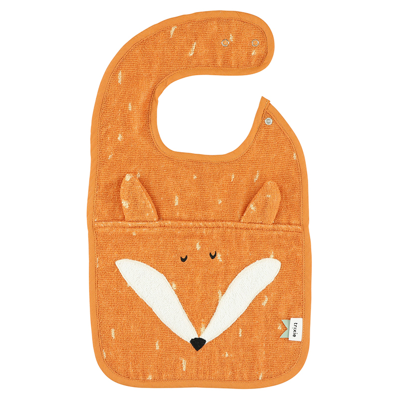 Picture of Trixie Baby® Bib Mr. Fox