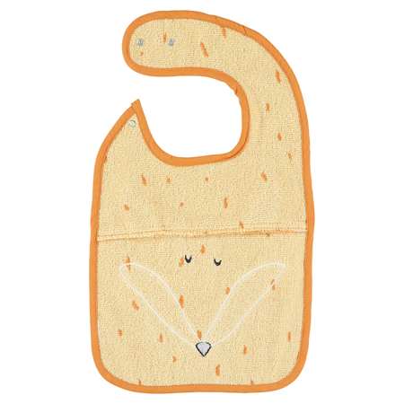 Picture of Trixie Baby® Bib Mr. Fox