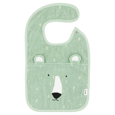 Picture of Trixie Baby® Bib Mr. Polar Bear