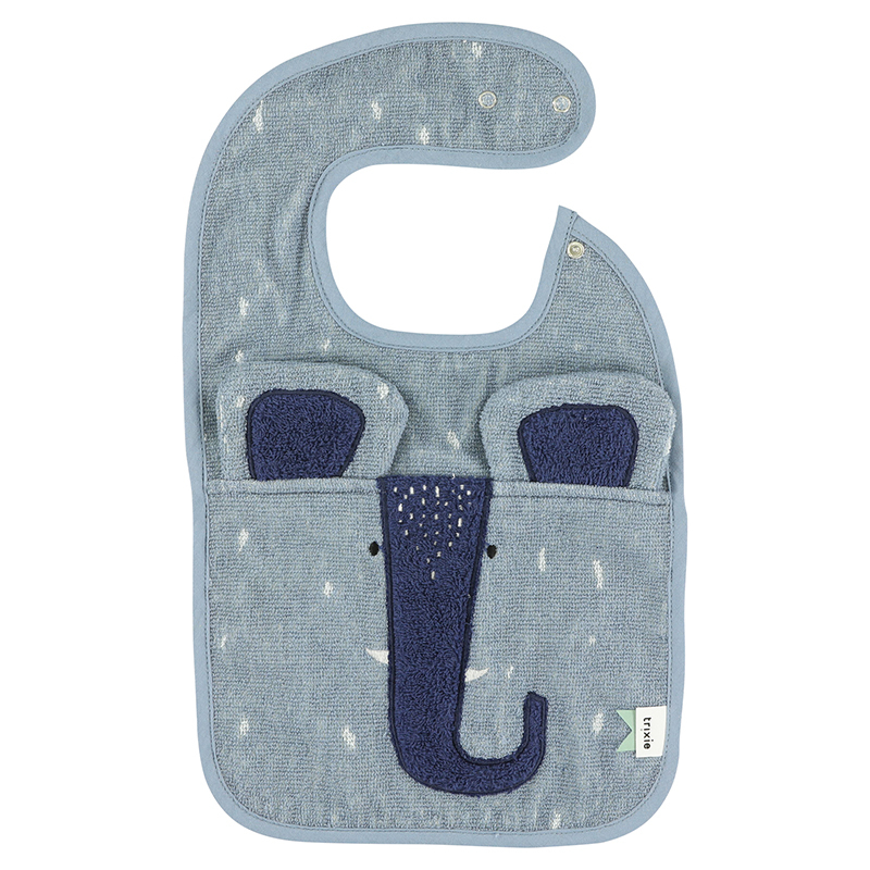 Picture of Trixie Baby® Bib Mrs. Elephant