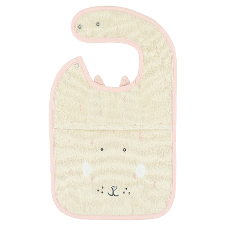 Picture of Trixie Baby® Bib Mrs. Rabbit