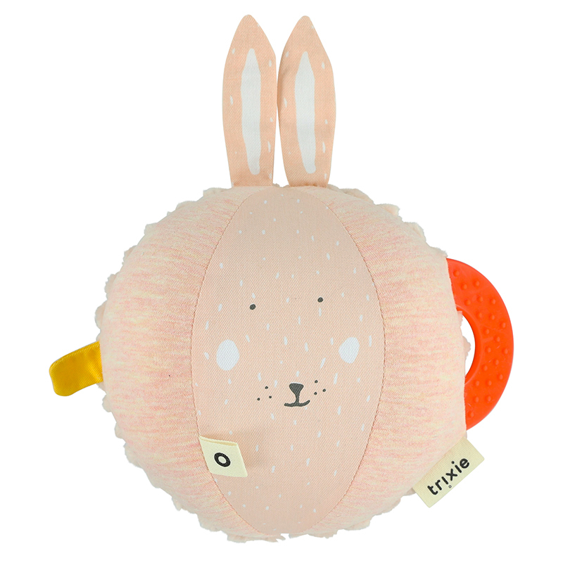 Picture of Trixie Baby® Activity ball Mrs. Rabbit