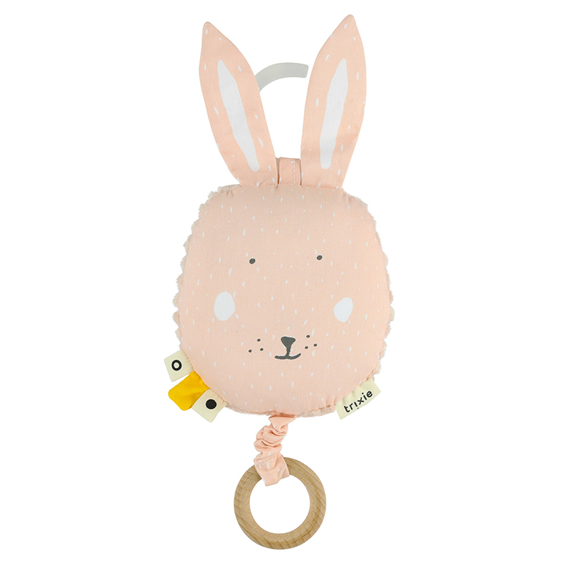 Picture of Trixie Baby® Music toy Mrs. Rabbit