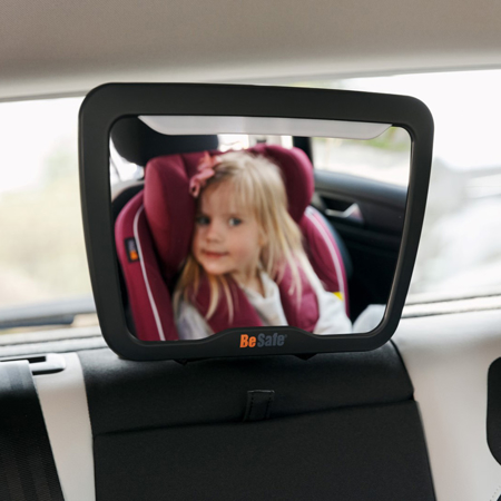 Picture of BeSafe® Baby Mirror XL² with lights