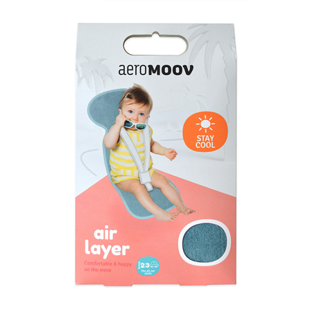 Picture of AeroMoov® Air layer Group 2/3 (15-36 kg) Antracite