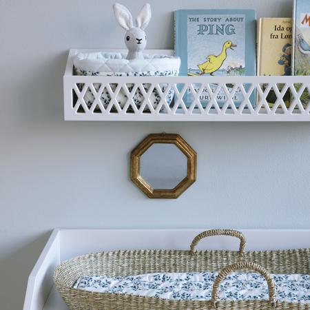 CamCam® Harlequin Shelf - Light Sand