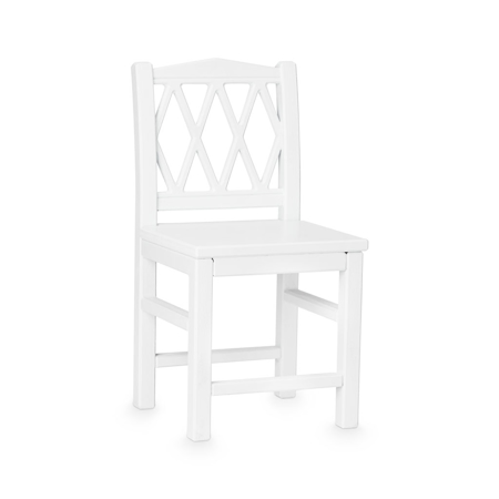 Picture of CamCam® Harlequin Kids Chair - White