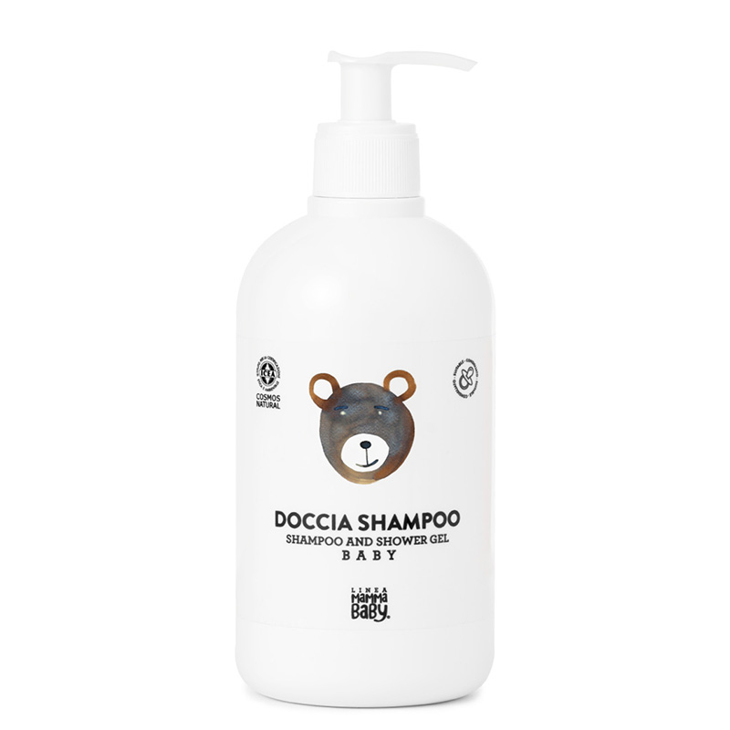Picture of Linea MammaBaby Shampoo Giacomino 500ml
