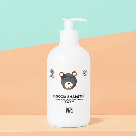 Linea MammaBaby Shampoo Giacomino 500ml