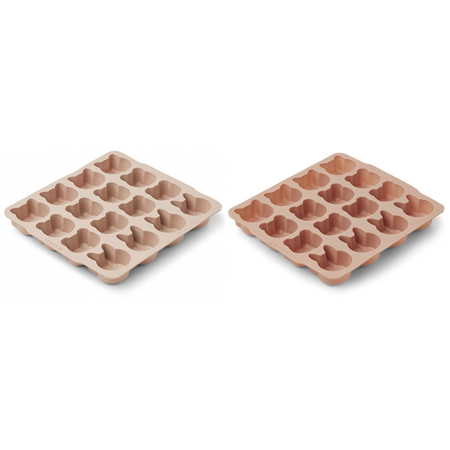 Picture of Liewood®  Sonny ice cube tray Rose Mix 2 pack