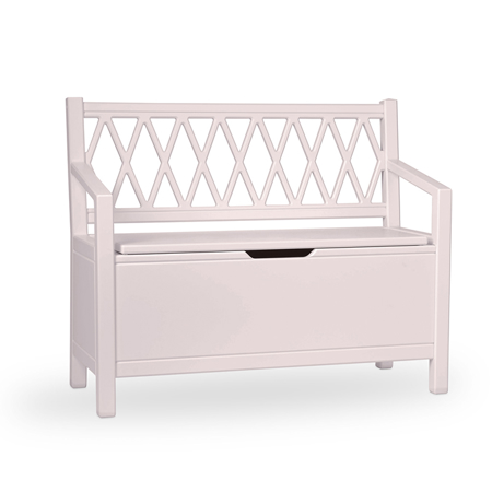 Picture of CamCam® Kids Storage Bench - Vintage Rose