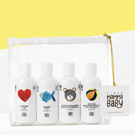 Picture of Linea MammaBaby Care Set