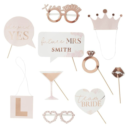 Picture of Ginger Ray® Customisable Photo Booth Props