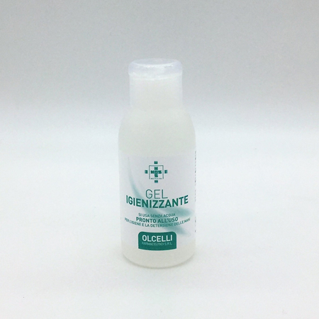 Linea MammaBaby® Inistant Hand Sanitizing and Cleaning Gel  75/80ml