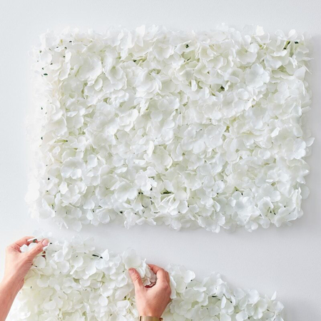 Picture of Ginger Ray® Flower Wall Backdrop