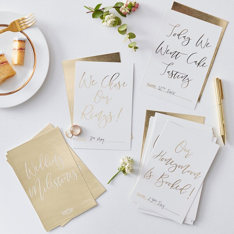 Picture of Ginger Ray® Milestone Cards