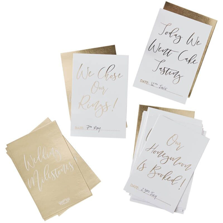 Ginger Ray® Milestone Cards
