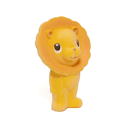 Picture of Petit Monkey® 100% natural rubber toy Leo the Lion