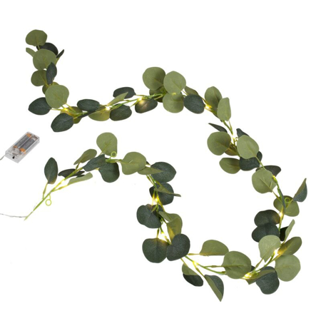 Picture of Ginger Ray® Eucalyptus With Lights