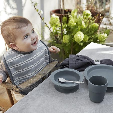 Picture of Elodie Details® Children's Dinner Set 3 pieces - Tender Blue