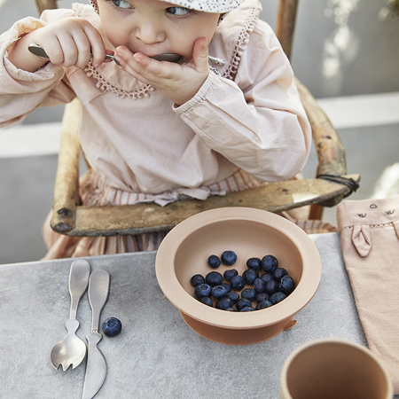 Picture of Elodie Details® Children's Dinner Set 3 pieces - Faded Rose