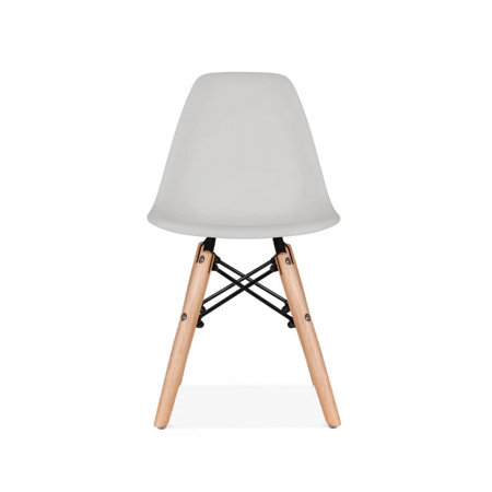 Picture of EM Scandinavian Inspired Kid's Chair Grey