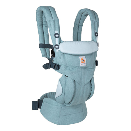 Ergobaby® Omni 360 Baby Carrier All-In-One  Heritage Blue