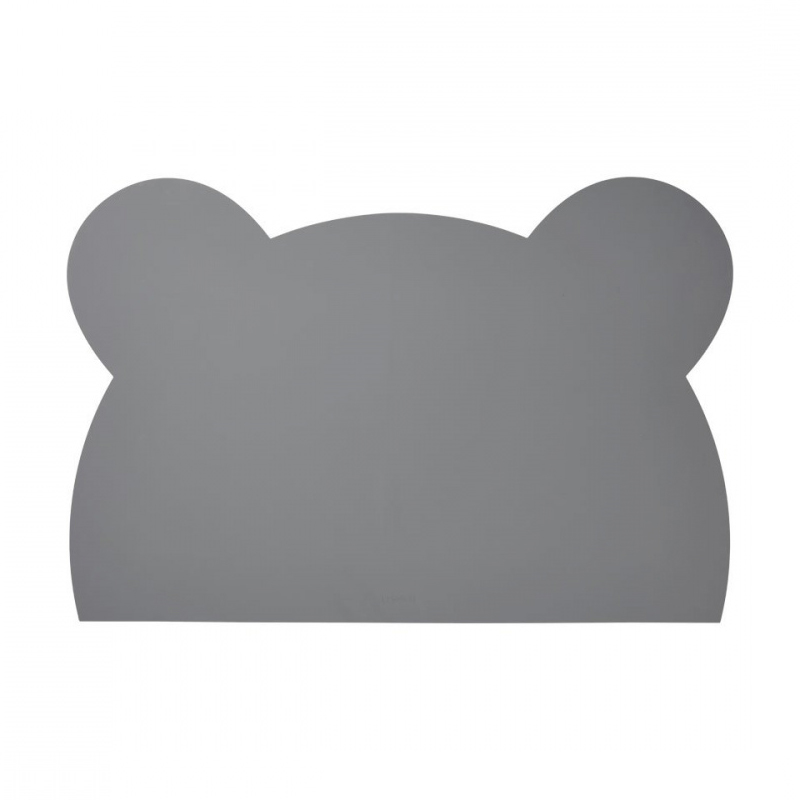 Picture of Liewood® Casey Drawing Mat - Mr bear stone grey