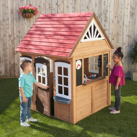 Picture of KidKraft® Fairmeadow Playhouse